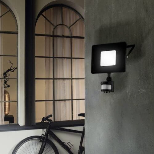 Flood Lights and Security