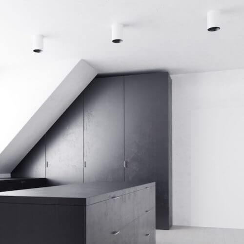 Surface Mounted LED Downlights